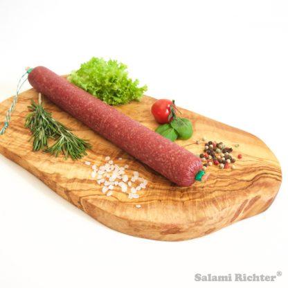 Wildschwein Salami